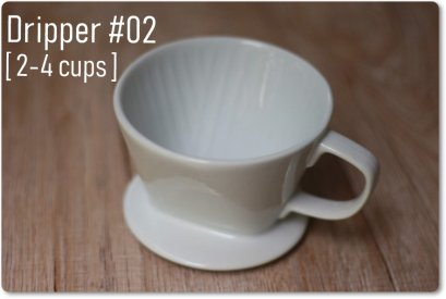 Ceramic dripper  kalita102